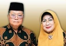 H. A. Malik B. Masry dan Ibu Hj. Rabina Malik